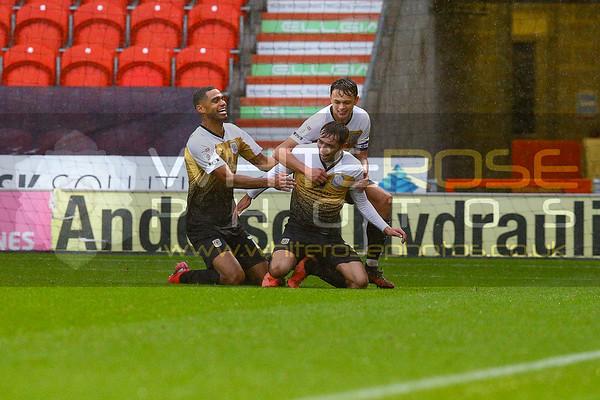 Doncaster Rovers v Crewe Alexandra 24 - 10 - 20