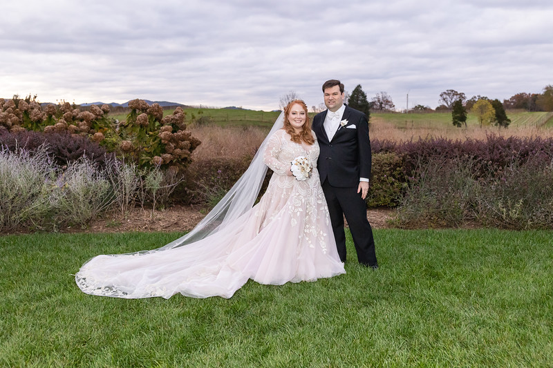 Alexa & Alex | Wedding at Early Mountain Vineyards in Madison, VA