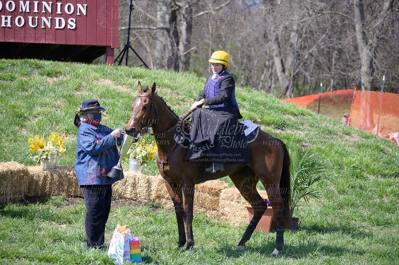 7th Race Side Saddle Race