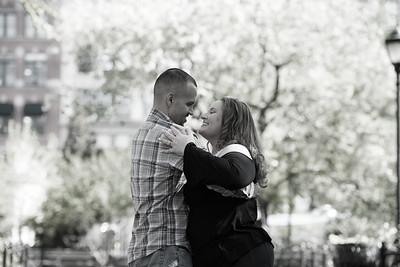 Jen & Jorge's Engagement