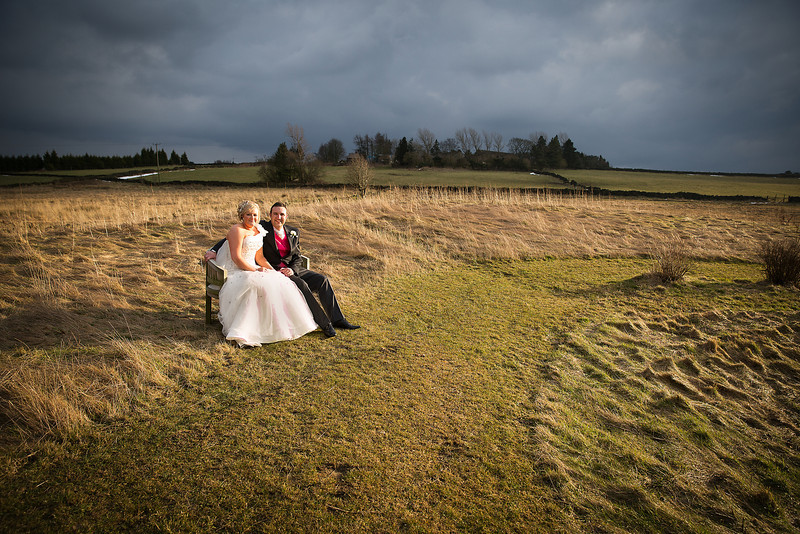 The Wedding of Martin and Leanne