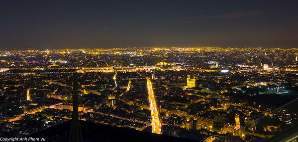 Tour de Montparnasse October 2014