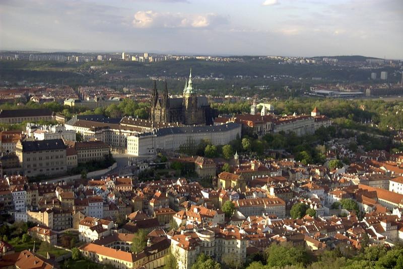 Prague Castle and Mala Strana - Czech Republic