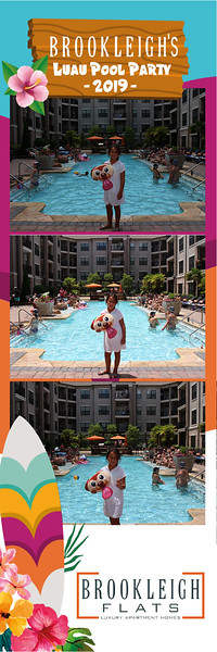 Brookleigh Flats Luau Pool Party - 6/15/2019