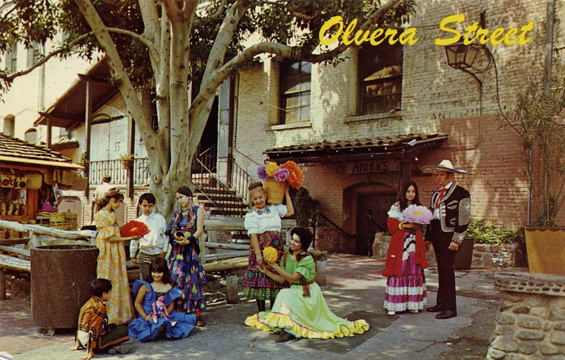 Olvera Street Native Costumes