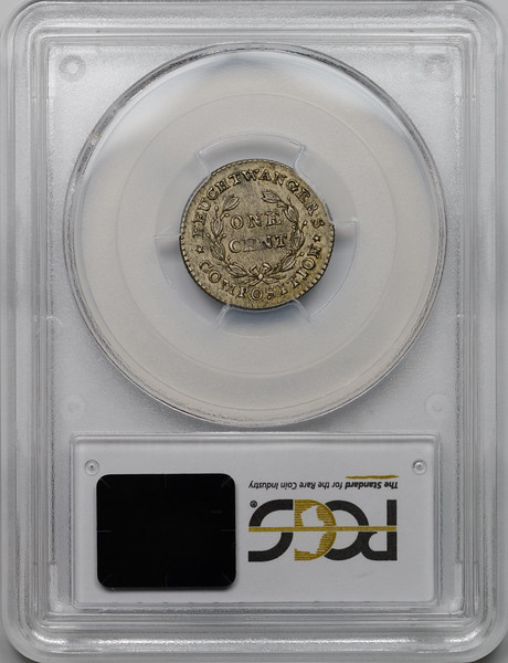 1837 1C HARD TIMES TOKEN, 1837 NY FEUCHTWANGER COMP PCGS AU58 30674644 CAC Rev Slab.jpg