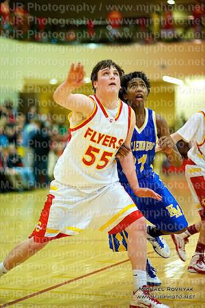 Chaminade Vs Kellenburg, Boys JV Basketball 01.07.11