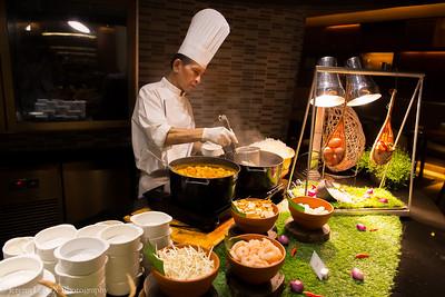 D9 Endless Saturday High Tea @ Hilton Singapore