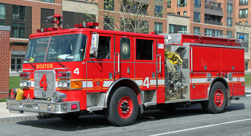 Retired   Engine 4   2003 Pierce Enforcer   1250 / 500