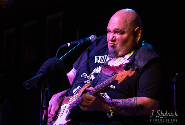 Popa Chubby at The Biscuit 2.11.19 Biscuit p