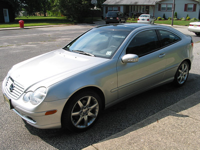 2003 Mercedes Benz C-230