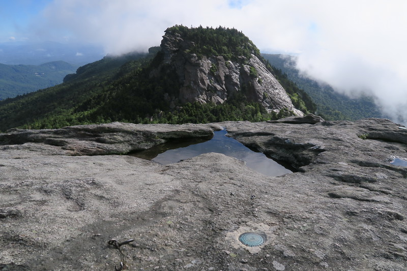 Grandfather Mountain State Park - Grandfather Trail  (4.8 miles; d=8.36)