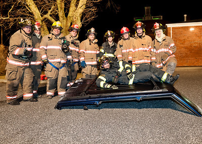 WHBFD Extrication Drill