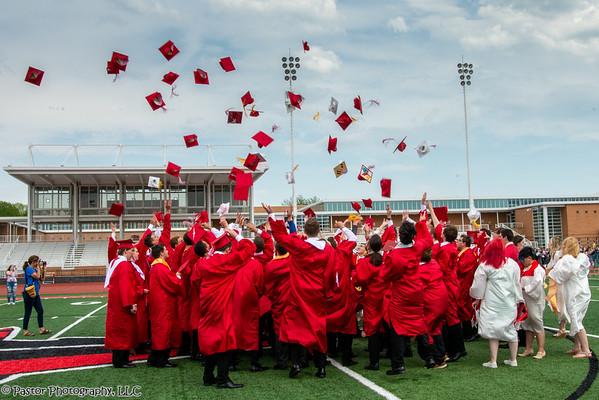 PHS Graduation Candids