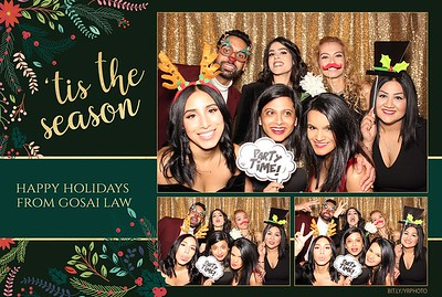 Gosai Law Holiday Party