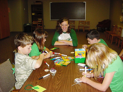 Vacation Bible School 2007
