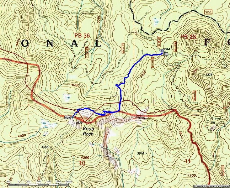 Middle Santiam Wilderness Oregon