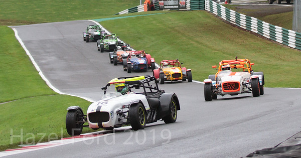 Cadwell Park October 2019