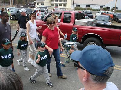 April 07 T-Ball Parade