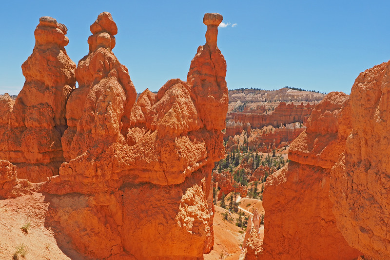 Hudus in Bryce Canyon
