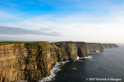Cliffs of Moher, County Clare, Ireland 04-21-2017