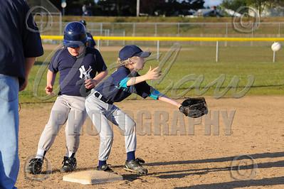 Mariners vs Yankees - Sunset - May 28, 2010