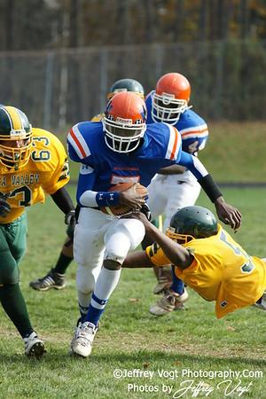 11-07-2009 Watkins Mill HS vs Seneca Valley HS JV Football, Photos by Jeffrey Vogt Photography