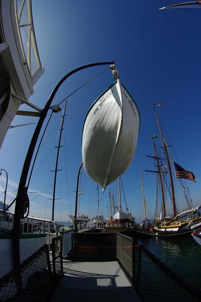 Berkeley life boat.