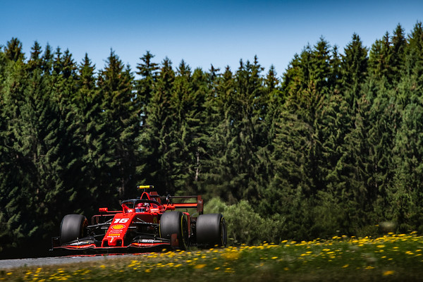 F1, Red Bull Ring, FP1