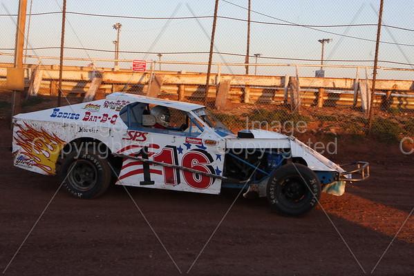 Ice Breaker 2-20-09 Abilene Speedway