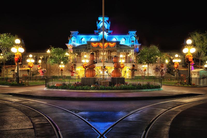 Halloween in the Magic Kingdom