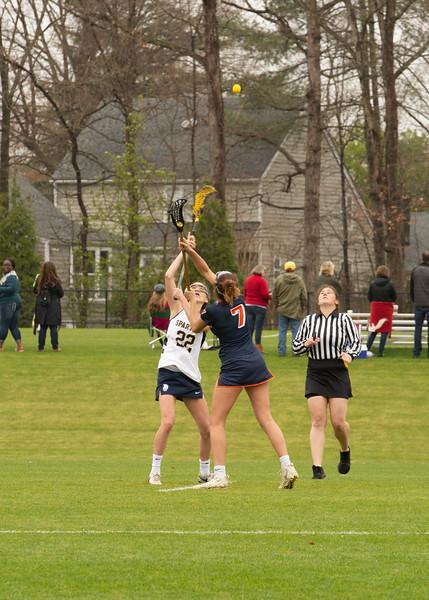 Varsity Girls Lacrosse