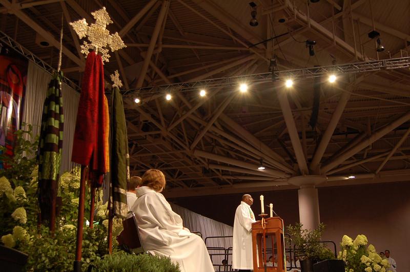 Bishop Gregory Palmer.