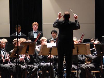 DM Wind Ensamble, Spring Concert 07