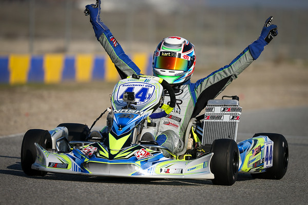 Round 1 - Buttonwillow