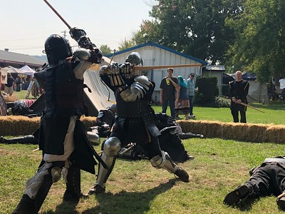 Anderson Renaissance Faire Event - September 8th and 9th 2018