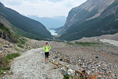 Canada: Alberta Banff to Jasper Hike