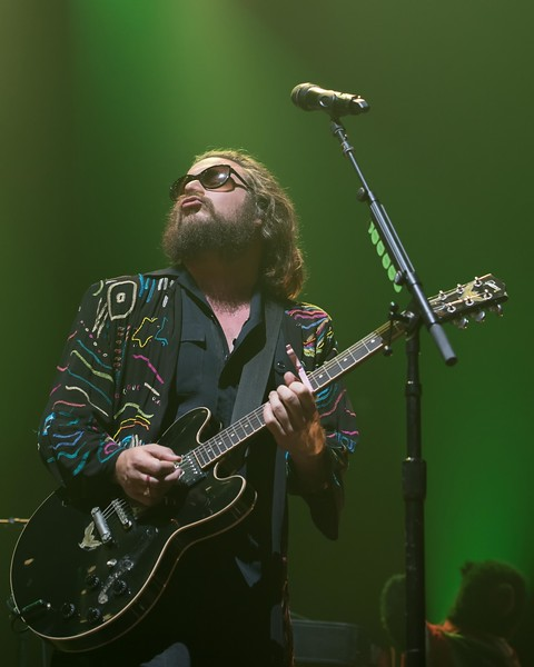 MY MORNING JACKET AT THE EXPONENTIAL FESTIVAL FOR GLIDE MAGAZINE