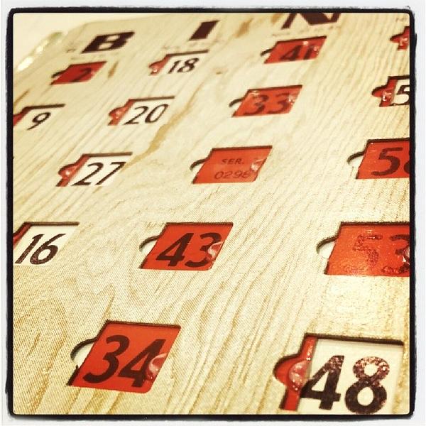 B•I•N•G•O #bingo