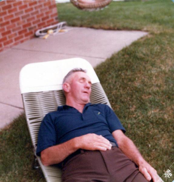 July 4 1978 Hector sleeping.jpeg