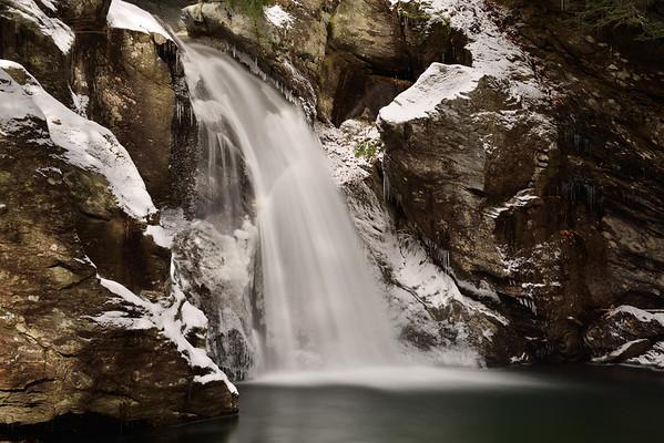 Bingham Falls - Vermont