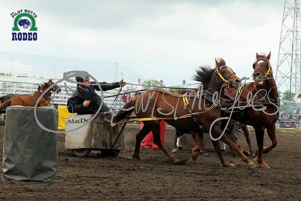 Pilot Butte Rodeo 2014 - Sunday