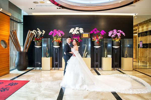 東達美饌婚宴會館| 結婚之喜 | My Darling 寵愛妳的婚紗