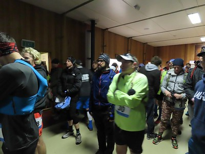 16 June 2019 Kowen trail run