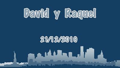 Boda David & Raquel