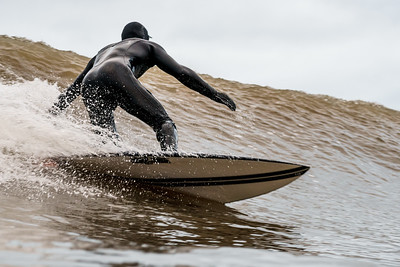 21/11/20: Surfing - Cayton Bay, Bunkers - Rush Hour