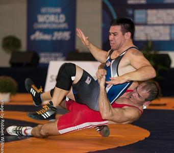 2015 Veterans World Championships, Atens