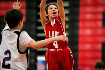 LHJH 8th Grade Basketball 2012