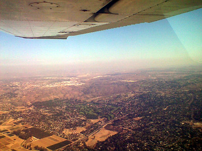 Redlands Flight
