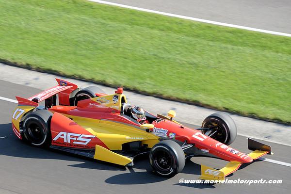 Indianapolis Motor Speedway 18 May 2014
